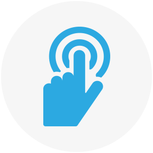 Borne interactive 22 pouces capacitive projetée