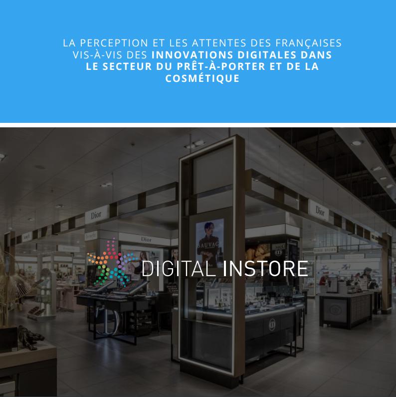 étude textuelle sur la digitalisation des points de vente