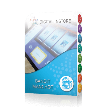 application tactile interactive bandit manchot