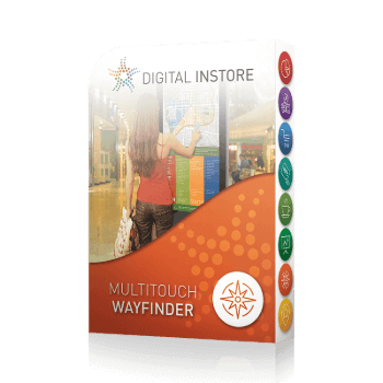 application tactile interactive wayfinder