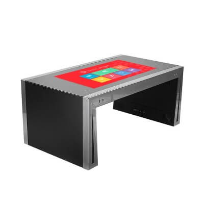 table basse tactile 32 pouces interactive