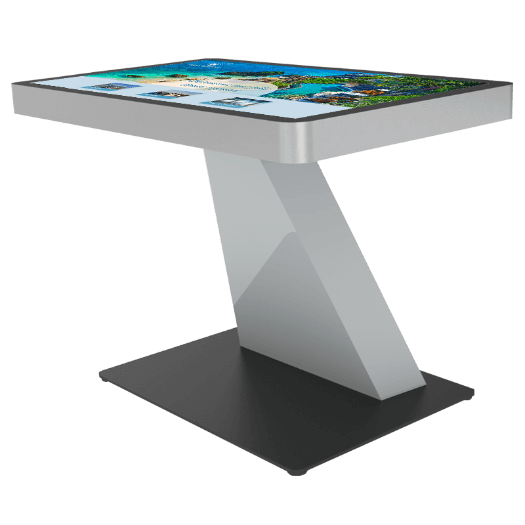 Table digitale application multitouch location evenement