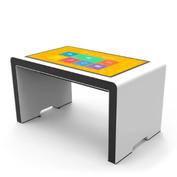table interactive digitale tactile multitouch