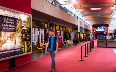 Le digital au sein des cinémas