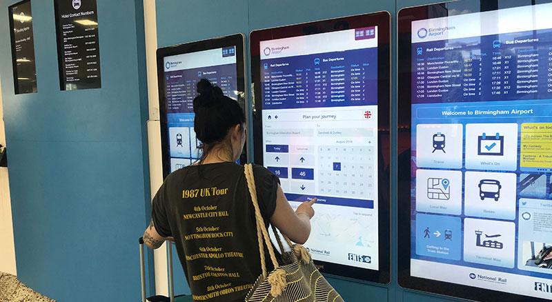 Affichage dynamique : les constructeurs d'écrans se tournent vers la 4G et le LED